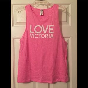 NWT- VS Racerback Twisted Tank